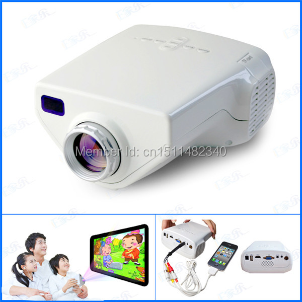 2015 new multimedia full hd led projector 1920x1080 mini led projetor hdmi pico projecteur in. Black Bedroom Furniture Sets. Home Design Ideas