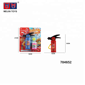China factory price boys plastic fire extinguisher toy
