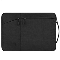 Nylon Laptop Sleeve Notebook Bag Pouch Case for Macbook Air 11 13 12 15 Pro 13.3 15.4 Retina Unisex Liner Sleeve for laptop note