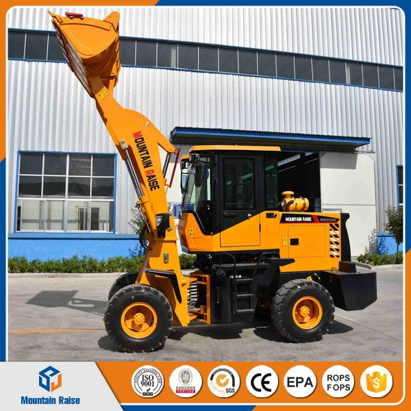 avant mini radlader new front wheel loader with 4 in 1 bucket