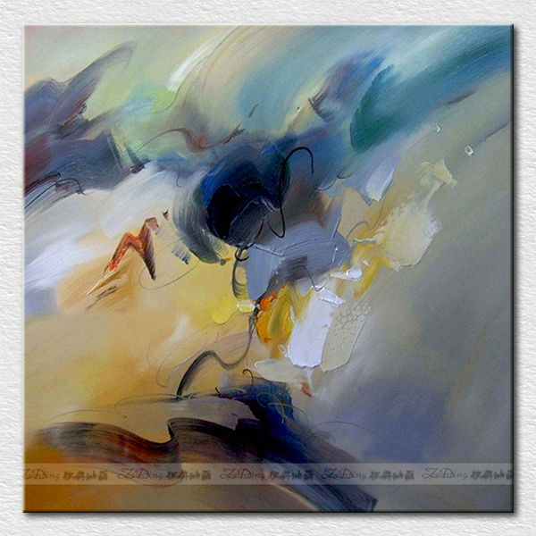 Wall hangings <strong>art</strong> abstract painting textured pictures on office room