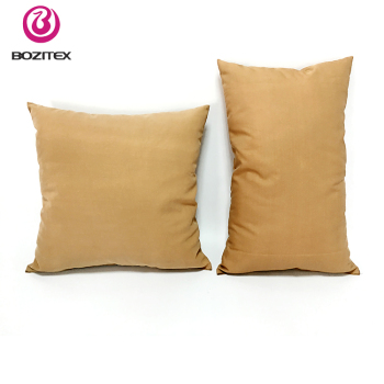 Fashionable Patterns Back Support Cushion Pillow And Wooden Sofa Seat