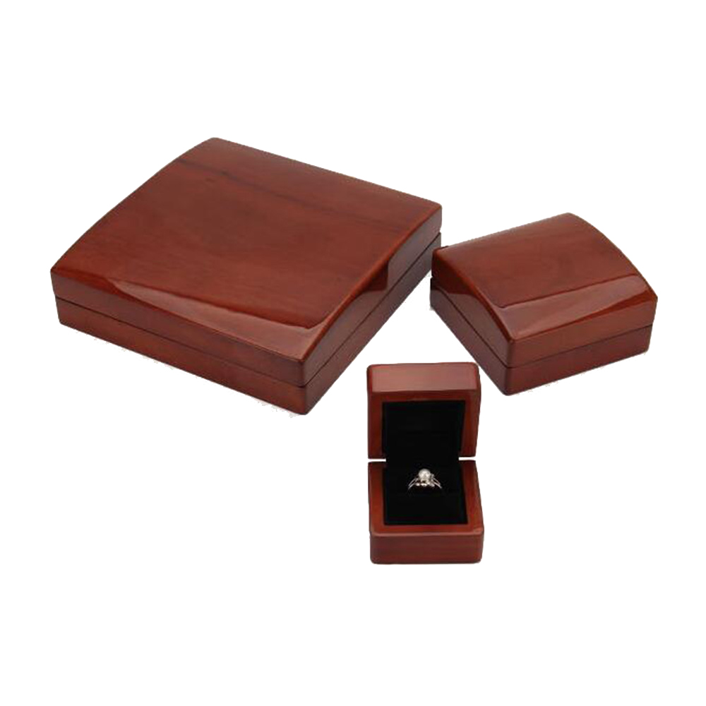 Factory Custom Wholesale Superior Wooden Jewelry Box