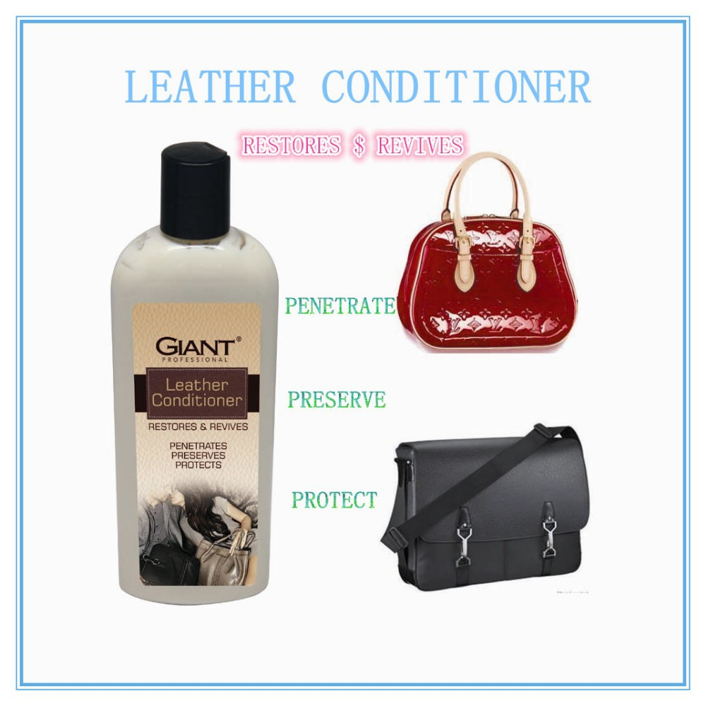 Leather Conditioner Leather Bag Care