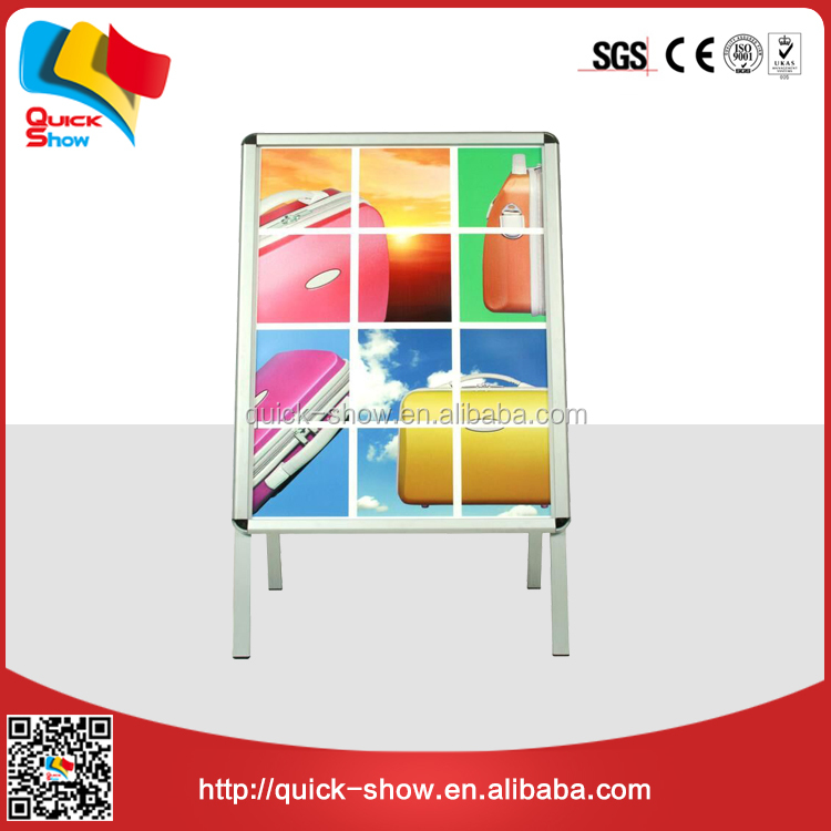 Display advertising D7wholesale outdoor Poster Stand