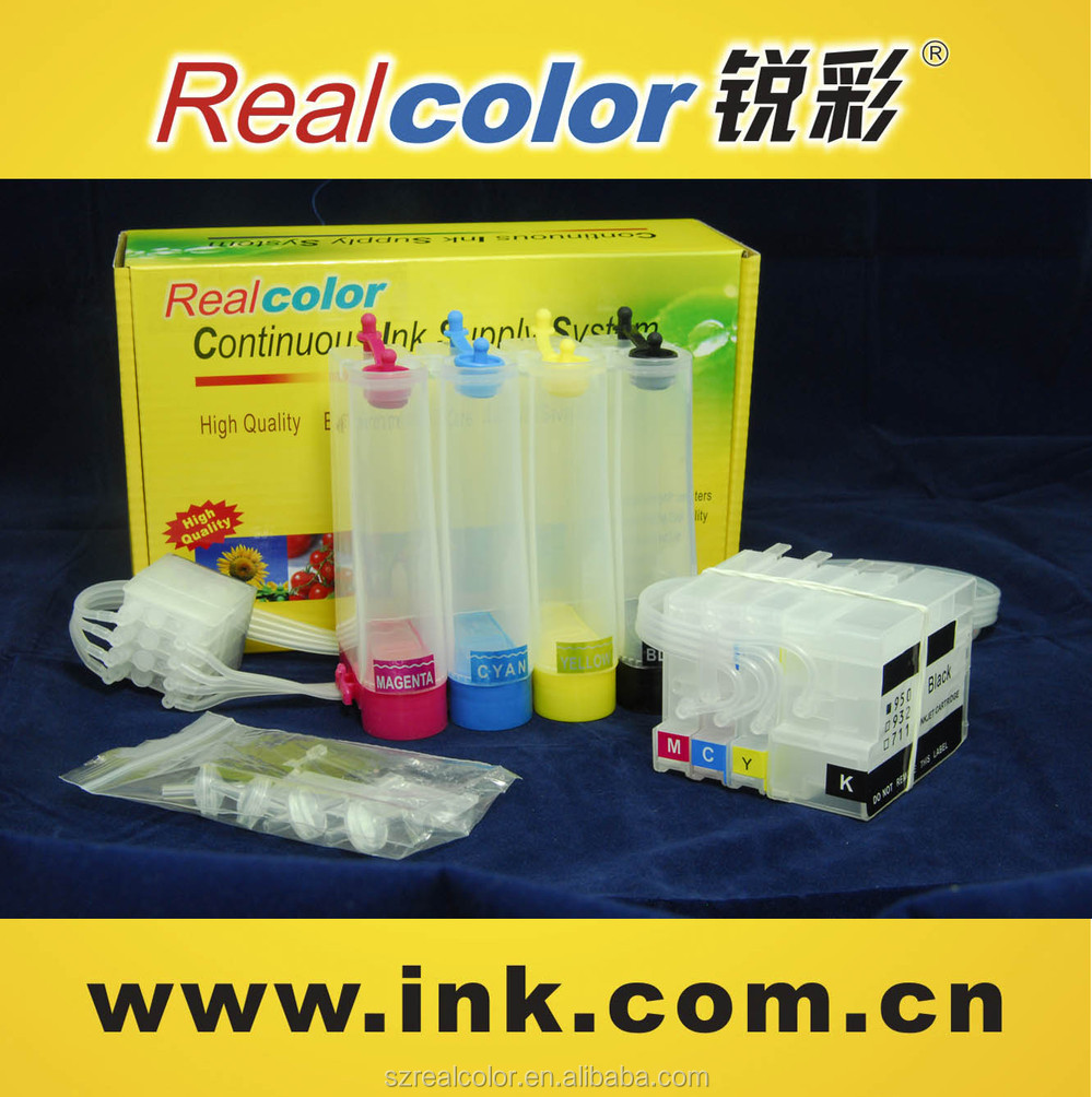 Yes Bulk Packaging and Continuous Ink Supply System Type ciss for hp8600