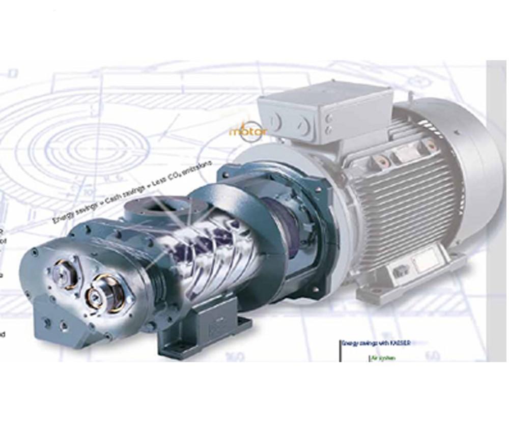 Atlas copco industrial air compressors spare parts electric motor