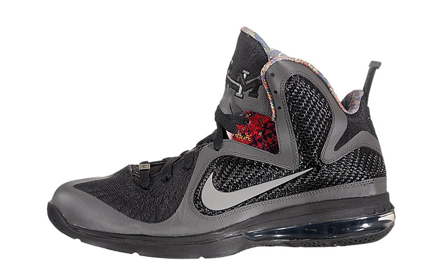 new style 2e622 2acac Get Quotations · Nike LeBron 9 BHM Black History Month (530962-001)