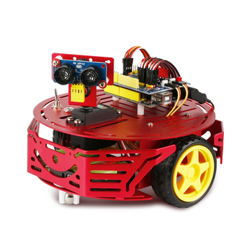 Zinnobot Robot with APP Remote Control Arduino Robot Educational ZinnoBot Intelligent Programming Robot Kit for Kids
