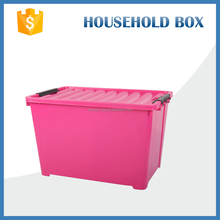 super capacity big Household Plastic Storage Box with Wheels