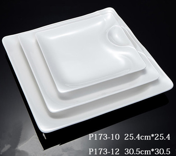 Wholesale plastic plates bulk cheap white porcelain plates round plates custom & China White Round Porcelain Plate Wholesale ?? - Alibaba