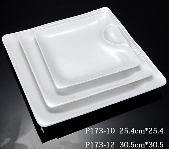 China White Round Porcelain Plate Wholesale 🇨🇳 - Alibaba
