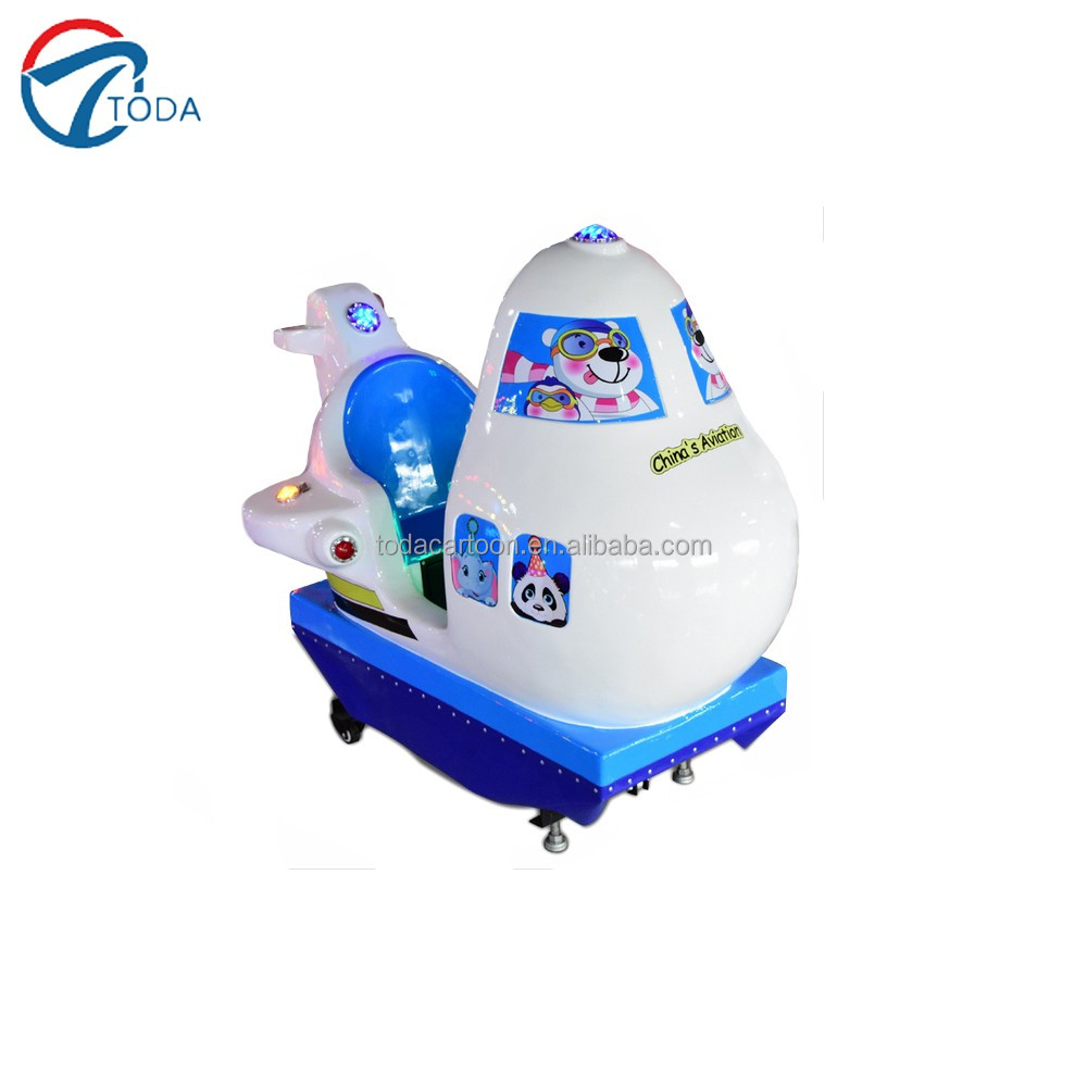 Children playground equipment arcade game machine/Mini electric car racing game machine/ kiddie ride game machine