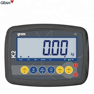 2018 Hot Sales K2 digital Electronic Weighing Indicator with LCD display OIML-C3 loadcells