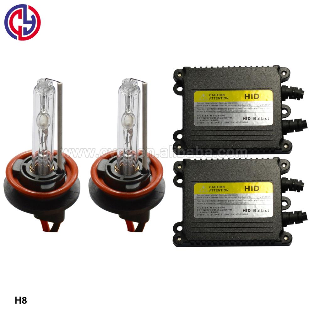 9005 HB3 HID Kit 70W c//w AC Non Static Ballasts 4300k 6000k 8000k 10000k 12v 24v