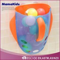The Most Popular Plastic Kids Scoop Holder Baby Bath Toy Organizer ...