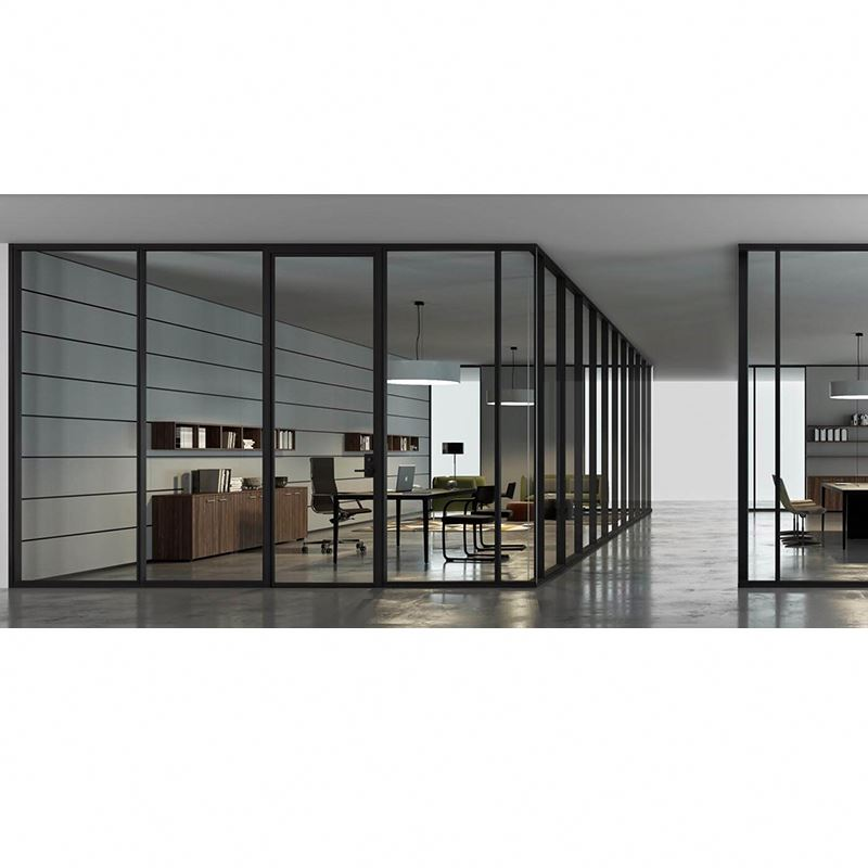 Modern Design Acoustic Movable Partition For Commercial Office