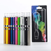 MT3 evod blisters evod starter kit with usb E-cigarette Kits 10 colors