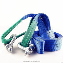 Low price high grade recovery tow snatch strap on sale