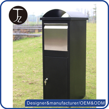 Casting Craftsman customized metal parcel package mailbox/postbox