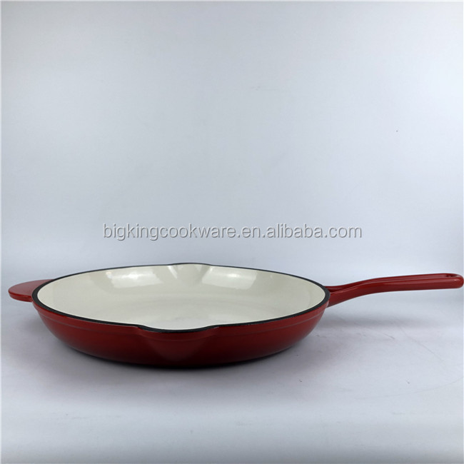 Cast Iron Skillet 10 inch Oven Safe Smooth Surface Fry Pan. Perfect for Steak, Fajitas, Eggs, and So Much More!