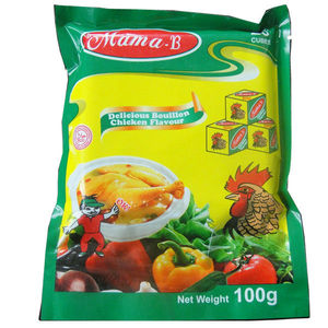 Halal bouillon cube, seasoning cube and powder, hot sell like maggie quality chicken bouillon cube
