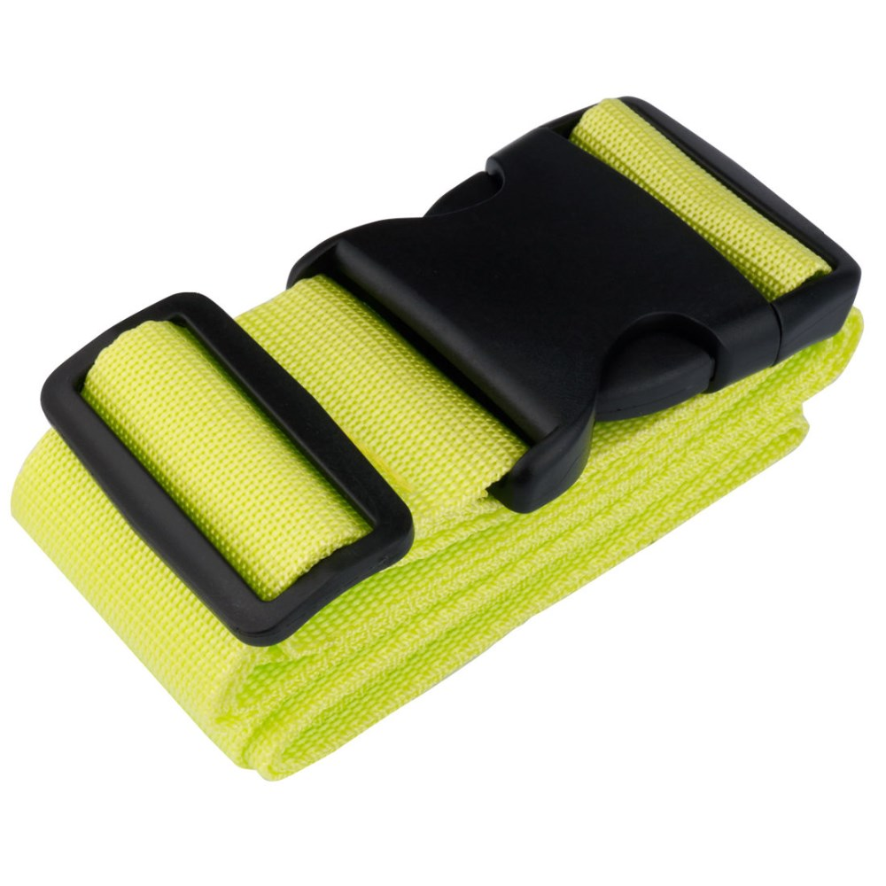 Factory Direct suitcase nylon belt cross luggage strap durable baggage belt