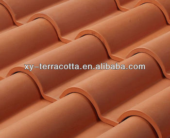 Terracotta Roof Tiles French Roof Tile Romanee Red Clay Roof Tile Lusterless Roof Tiles Buy Roof Tiles Red Clay Roof Tile Terracotta French Roof Tile Product On Alibaba Com
