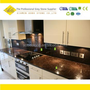 Angola Braun Küche Granit Arbeitsplatte Meter Preis - Buy Stein ...