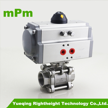 At Series Ball Valve Actuators Pneumatic Rotary Actuator - Buy Valve  Actuators,Pneumatic Rotary Actuator,Ball Valve Pneumatic Actuator Product  on