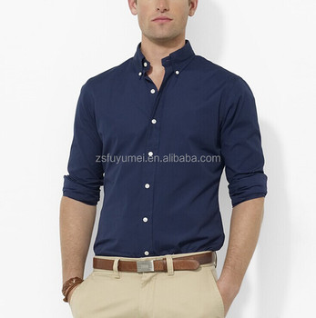 Shirt Collar Designs | Embroidery Design Button Down Collar Office Uniform Designs For Men