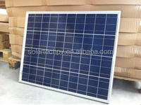 Photovoltaic, 50W Poly Solar Panel Home Power System