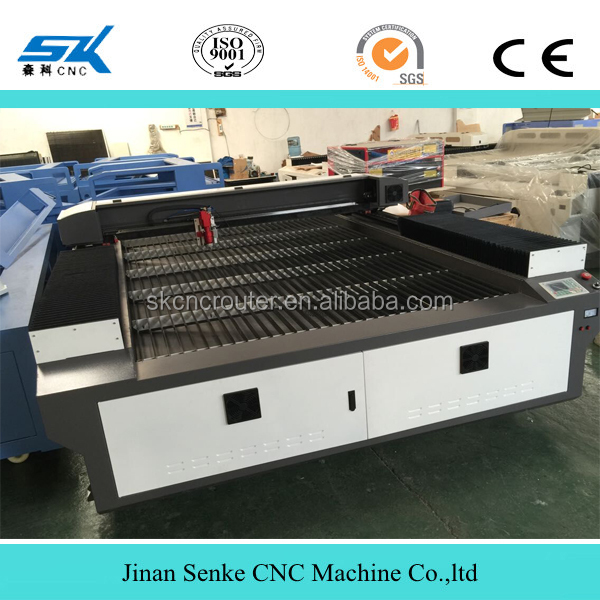 150 watts laser cutting machine stainless steel sheet metal cutter with professional technology
