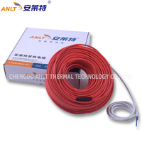 silicone rubber heating cable wire