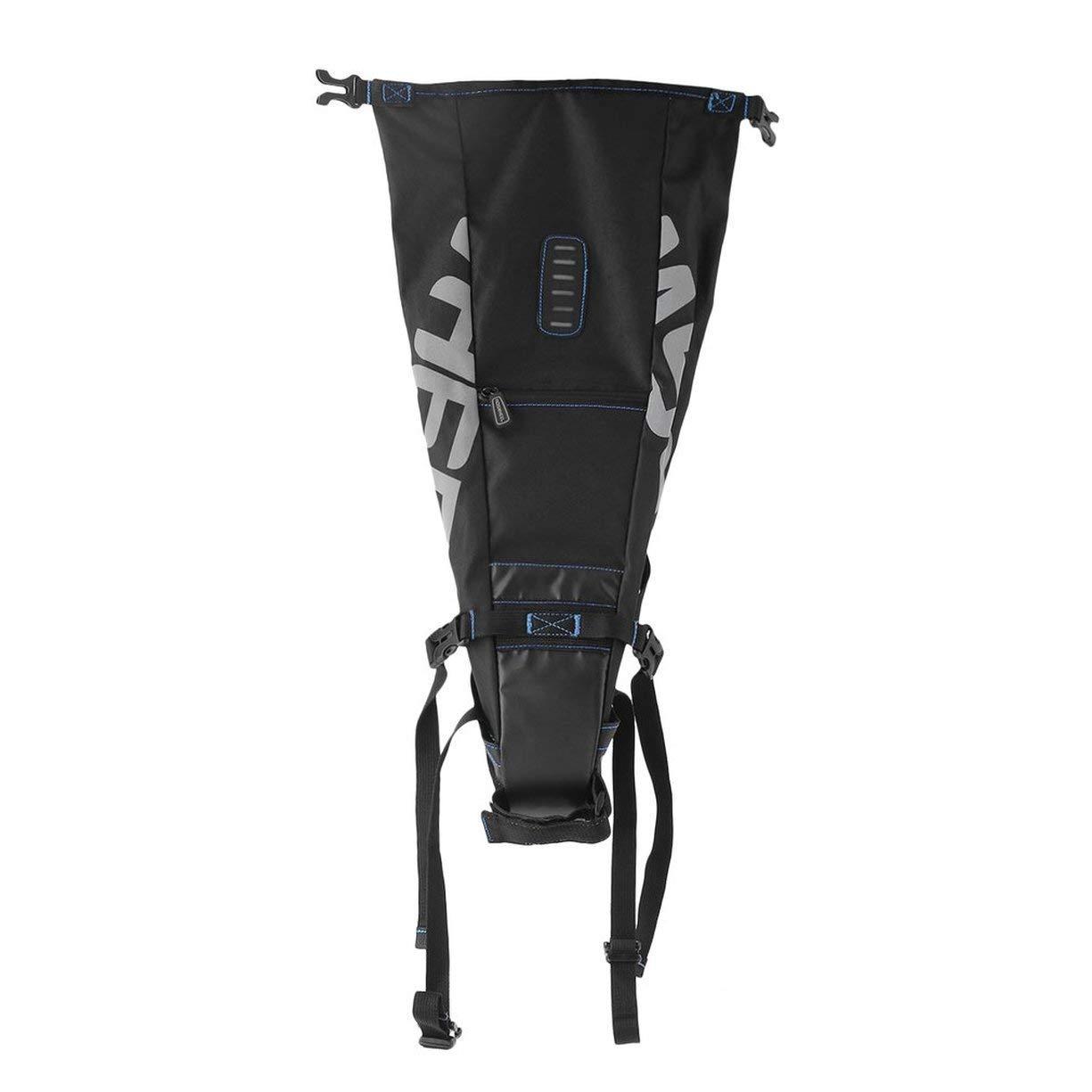 Detectoy ROSWHEEL Attack Series Waterproof Bicycle Bike Bag Accessories Saddle Bag Cycling Front Frame Bag 121370