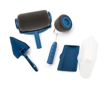 pintar facil peinture coureur pro rouleau brosse poign e. Black Bedroom Furniture Sets. Home Design Ideas