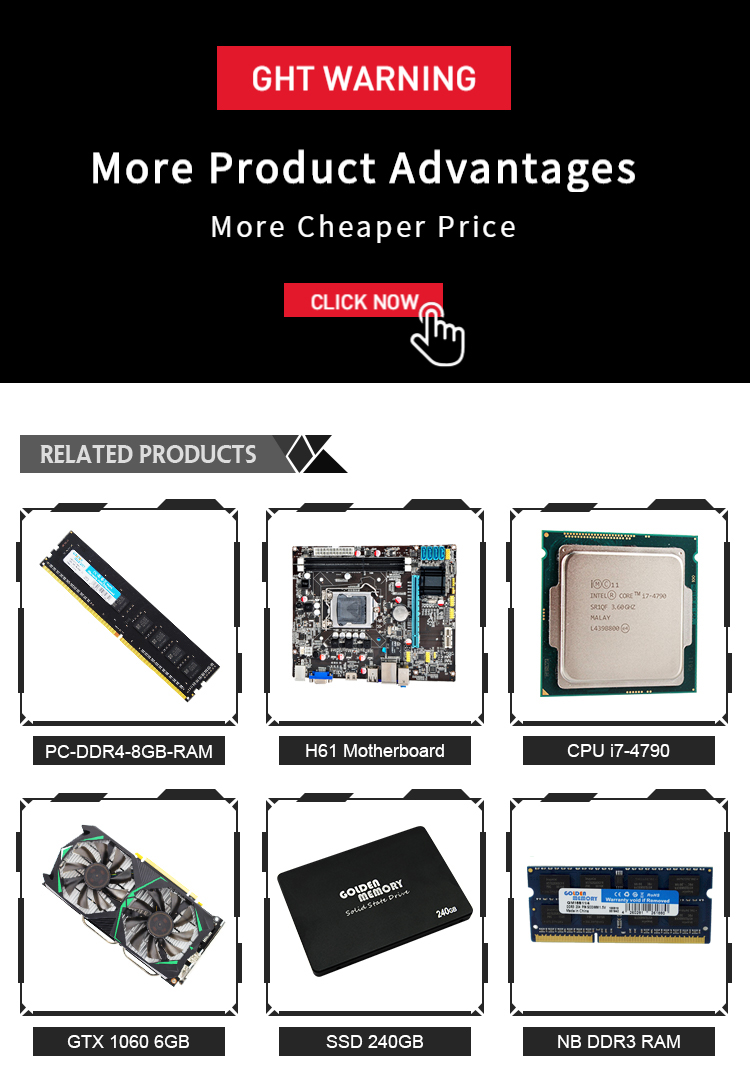 Wholesale high speed newest desktop memory  ram ddr3 8gb 1600mhz