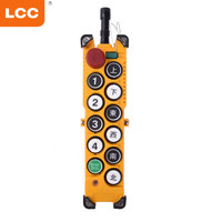 F23-D Double Speed Hoist Cranes Industrial Wireless Remote Control Radio Transmitter and Receiver