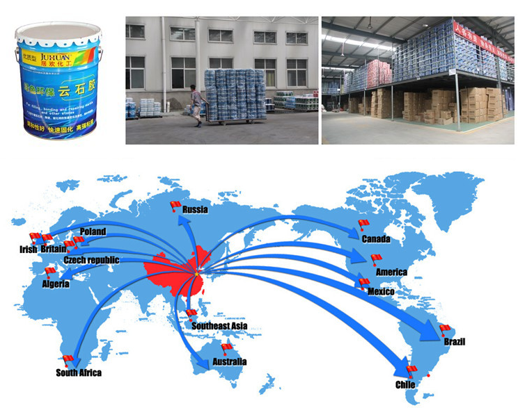 Unsaturated Polyester Resin Marble Adhesive Super Glue