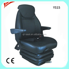 Deluxe suspension fishing boat seat , yacht seats