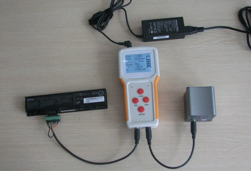 Dell/asus/acer/ibm/lenovo/hp Laptop Battery Tester