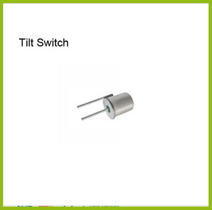 Fast Sensor Mercury Contacts Small Golden Vibration Switch