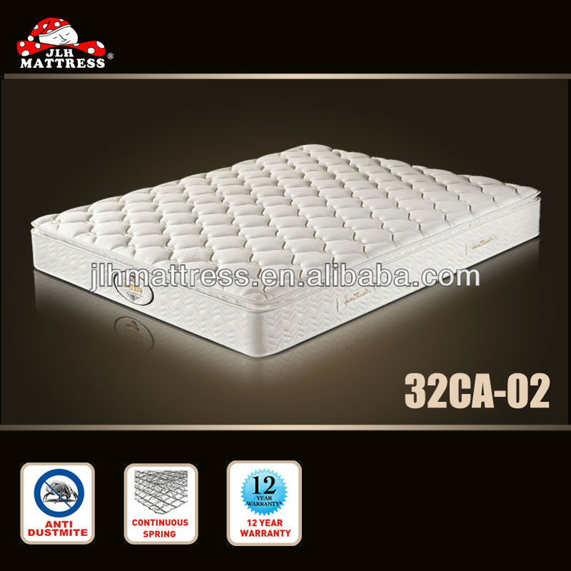 Good micro pocket spring for mattress mattress aloe from mattress manufacturer 32CA-02