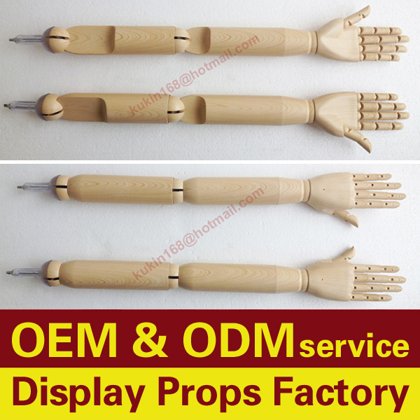 Plastic mannequin arms and hands, Selling cheap mannequin arm