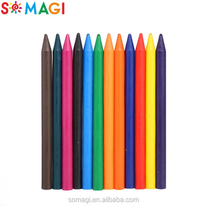 Drawing Toys Set 12 colors erasable bath crayon for kid drawing