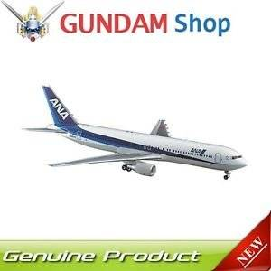 Collectables 100% True Boeing 767-300 Qantas Fans Around The World Wood Desktop Airplane Model