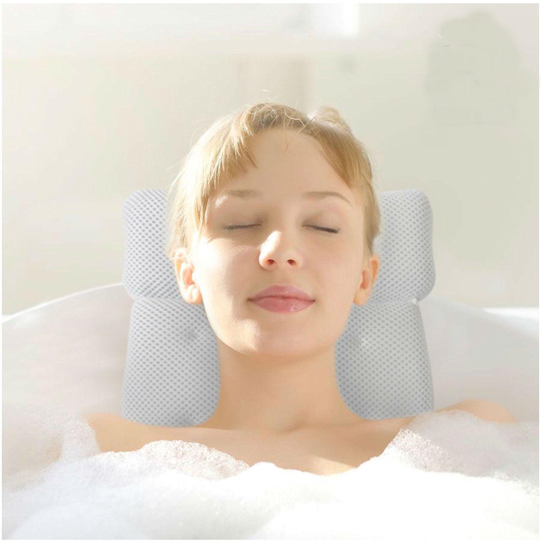 浴槽ヘッドネックサポート枕スパバス枕
