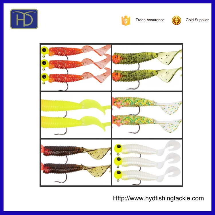 China good quality low price fishing gear lure set
