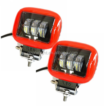 OnelightAuto truck Offroad driving Lamp Crees Chip Car Led Working Light 6000k 30W Flood Lamps Waterproof Led Fog Light