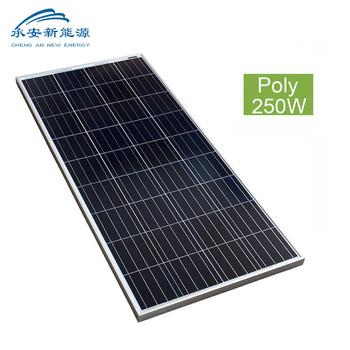 Piastrella 250 W Lahore Pakistan Di Prezzi Mini Pannello Solare Fotovoltaico